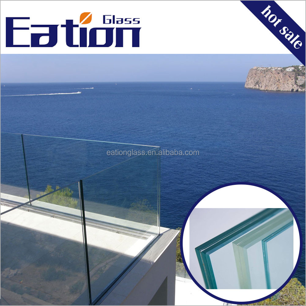 Good Quality Laminated Glass Stained Glass Building Material