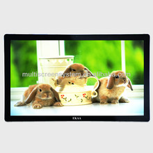 55inch touch screen wall mounted computer LCD All in one PC tv with wifi bluetooth