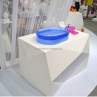 artificial quartz stone Table Top/man-made marble Dining Table