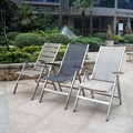 China Factory Cheap Wholesale Patio Outdoor Metal Folding Chairs