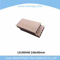 any weather wood plastic composite decking skirting board