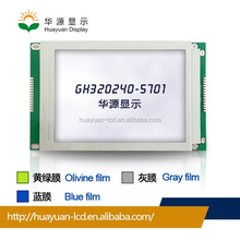 320*240 dots Medical dialysis medical equipment lcd