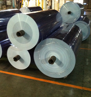 PVC Transparent Rolls Film rigid pvc sheet
