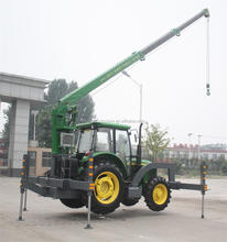 LUYING Brand 3 Ton Mini Lorry Crane 3 Ton Tractor Crane from Jining Sitong