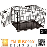 How to make modular dog cage for dog