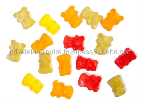 Best Quality Dietary Supplement for Kids Gummy Bear Vitamins