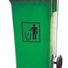 120ltr Garbage Bin Trash Can Dustbin