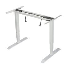 Manager Room Ergonomic Adjustable Height Sit Stand Office Desk