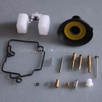 Gy6 Moped Scooter Engine Motor Carburetor Carb Rebuild Repair Kit 50cc Parts
