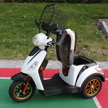 CE certification three wheel motorcycle 3 wheel electric scooter for adult