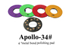 Metal Bond Pro- Polishing Pads Flat Surface Pro Terrazzo Plug Discs For Polishing Concrete Floor