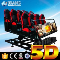 Attractive Movie 5d cinema equipment for sale