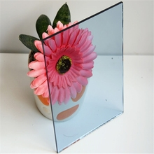 customized color tinted float glass