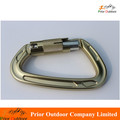 New Arrival 22KN climbing carabiner Light Weight rock climbing gear In Stock