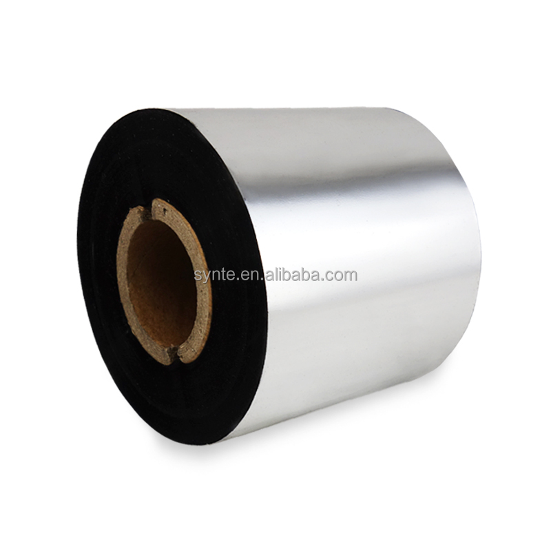 "Wax Resin Ribbon 60 x 300mtr Thermal Transfer Ribbon for Zebra TSC label printer 1"" core"
