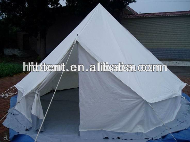 Popular Style Bell Tent - 5m Canvas Bell Tent - Buy 5m Canvas Bell Tent,5 Meter Bell Tents,Canvas Dome Tents Product