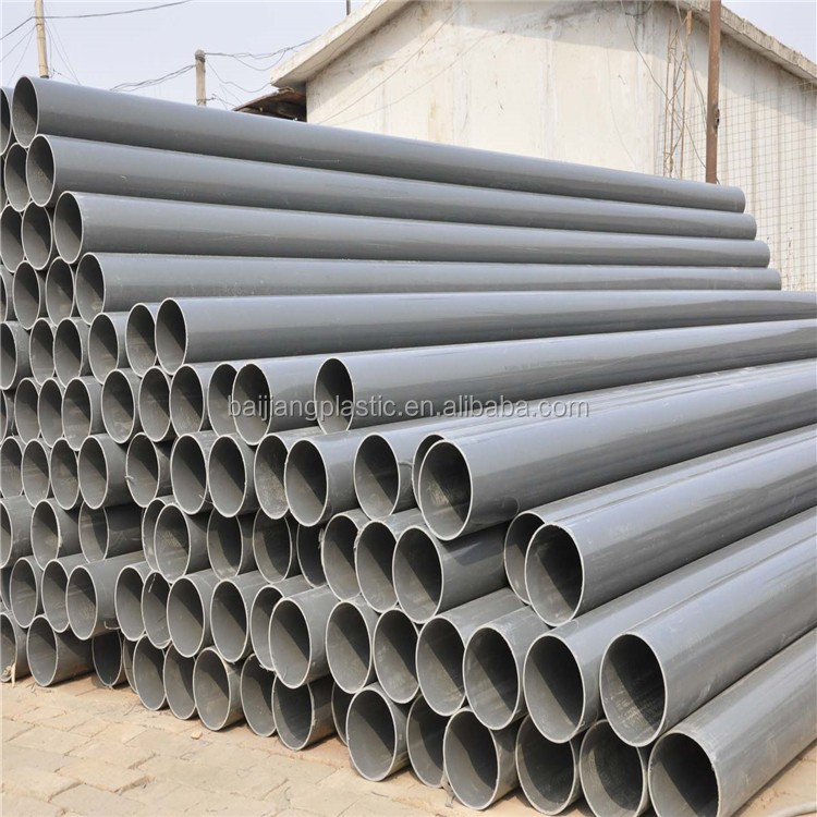 Cheap Grey/White PVC Conduit Pipe Price