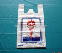 Yellow Friendly Plastic Bag Manufacturers