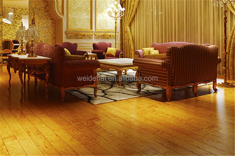 acabado uv mm multicapa de chapa de madera de interior rstico abedul pisos de