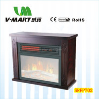 V-mart hot selling room essentials fireplace fan heater