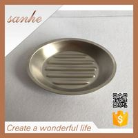 New bathroom accessories eco-friendly custom soap dish
