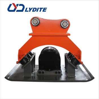 China Supplier LYD made soil compactor equipment hydraulic compactor plate compactor for sale