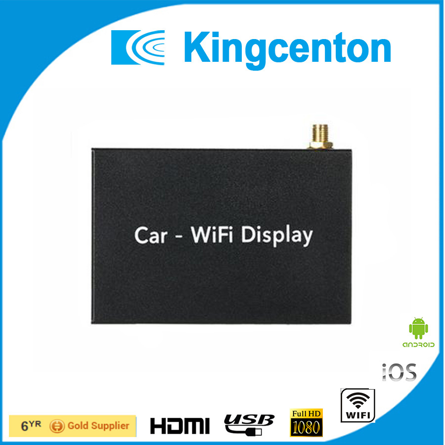 High quality Linux system wifi display receiver dongle car gps navigation
