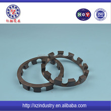 all kinds of bearings Retainer with PTFE,PEEK,PE,PP,NYLON,PA,POM,BRASS,STEEL
