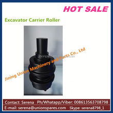 high quality excavator top carrier roller SH260 for Sumitomo excavator undercarriage parts