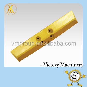 Excavator undercarriage part track shoe for chain link