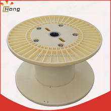 empty plastic cable reel for wire production