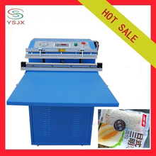 Portable external type vacuum packing machine for clothes plastic bags vacuum sealer machine