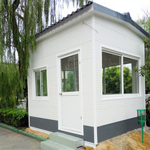 Economical modern living container low cost luxury prefab house