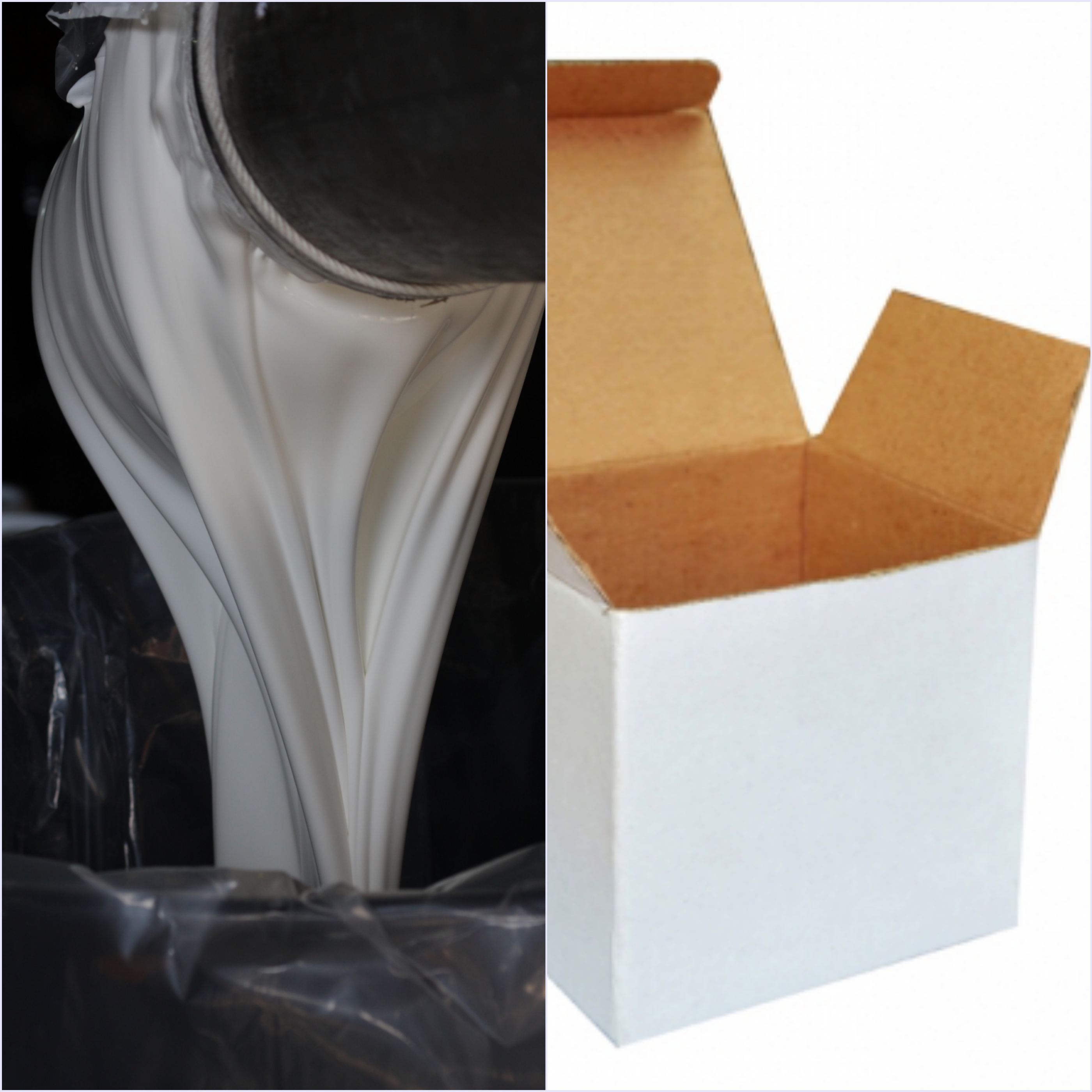 Water Based Adhesive for Folder Gluer