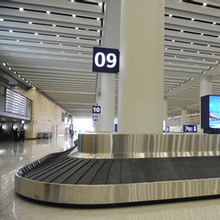 Terminal arrival used airport equipment