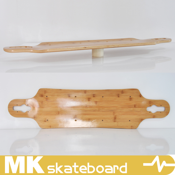 Custom electric skateboard bamboo deck ,blank bamboo deck, deck for wholesale