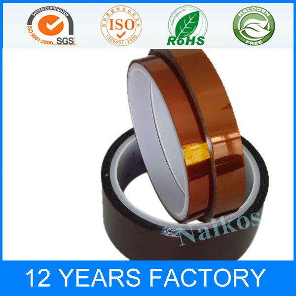High temperature PI Film Polyimide Tape for 3D Printers
