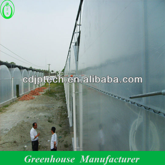Energy Saving Industrial Greenhouse