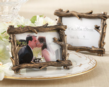 "2016 New!!""Scenic View"" Tree-Branch Place Card /Photo Holder Wedding Party Gift Giveaway Bridal Shower Favors"