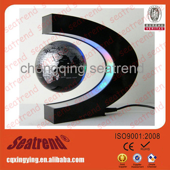 Superior automatic high quality floating system magnetic globe puzzle bits and pieces