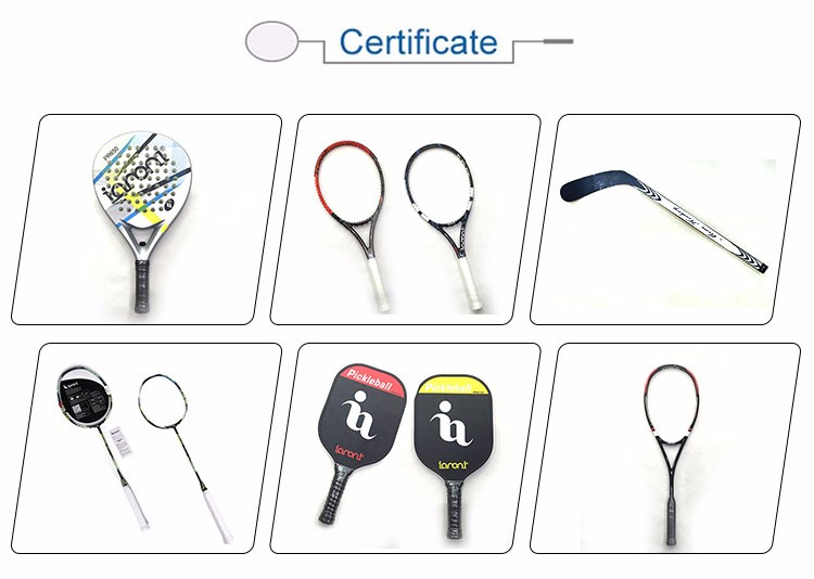 high intensity badminton racket