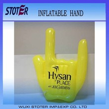Inflatable Cheering Hand , Inflatable Palm toys , Outdoor Event Cheering Toys