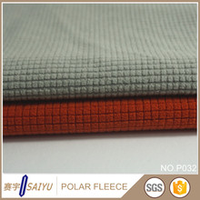 Factory high quality drop needle 100 polyester wholesale polar fleece for bed sheets