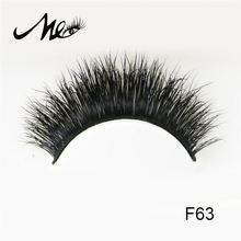 Factory wholesale price real mink fur 3d mink false eyelashes