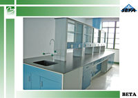 camical school lab bench steel laboratory furniture