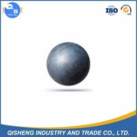 casting and forged grinding steel balls for mining sag mill with ISO standard