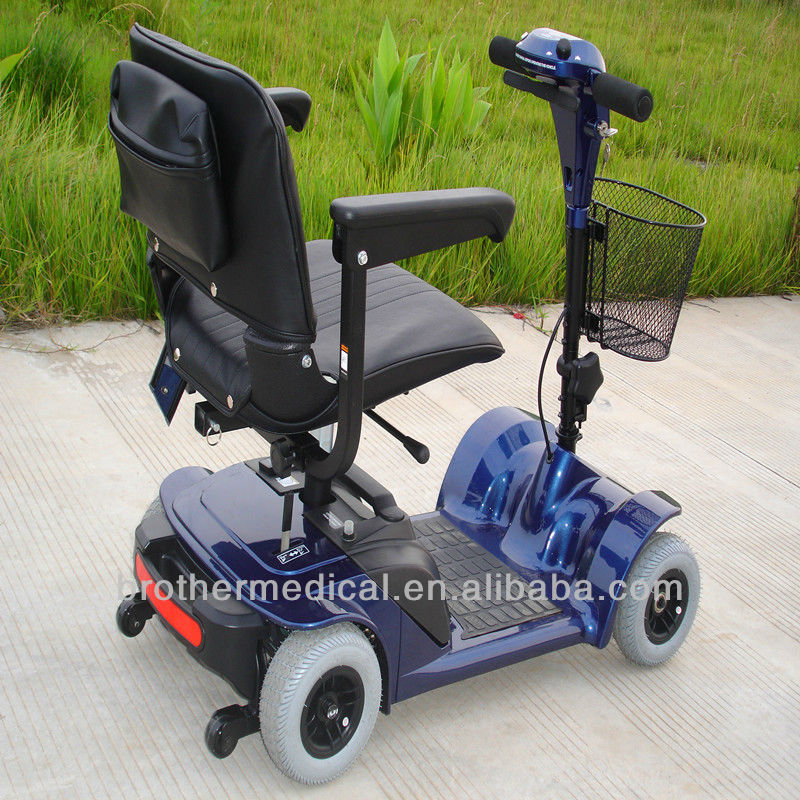 BME4024 high performance scooter engine with 4 wheelchair and frongt light with compatitive factory price