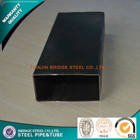 thin wall square steel tubing