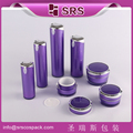 Luxury Lotion Bottle And China Manufactures Colorful Cone Shape 40ml 60ml 80ml 120ml Easy Acrylic Container