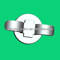 Dental orthodontic lingual buttons With CE,ISO,FDA